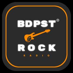BDPST ROCK Rádió logo