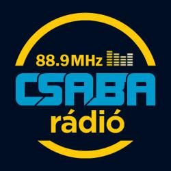 Csaba Rádió logo
