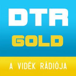 DT Rádió Gold logo
