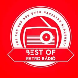 Best Of Retro Rádió logo