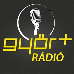 Győr Plusz Rádió logo