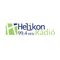 Helikon Rádió logo