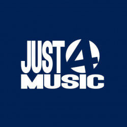 Just4Music logo