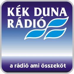 Kék Duna Rádió logo