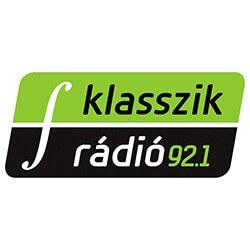 Klasszik rádió logo
