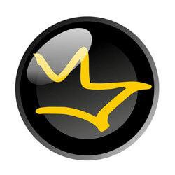 KORONAfm100 logo