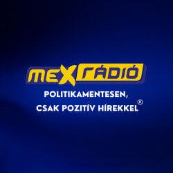 Mex Rádió logo
