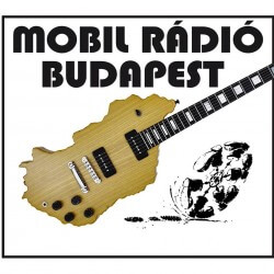 Mobil Rádió Budapest logo