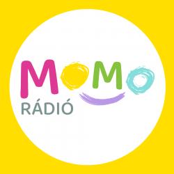 Momó Rádió logo