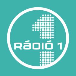 Rádió 1 Budapest 96.4 logo