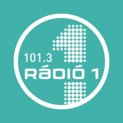 Rádió Eger - Rádió 1 logo