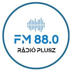 Rádió Plusz logo