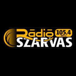 Rádió Szarvas logo