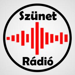 Szünet Rádió logo